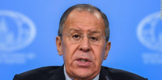 Lavrov berates US for 'destabilizing' world
