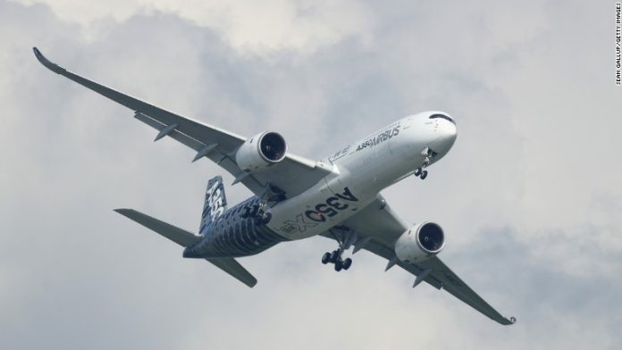 New Airbus jets for China piling up in Europe
