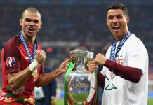 Portuguese football star Pepe's candid talk