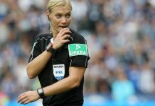 The referee shattering football's glass ceiling