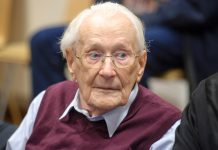 Ex-Nazi officer told he must serve his prison sentence