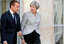 UK to boost Calais security funding as it prepares to welcome Macron