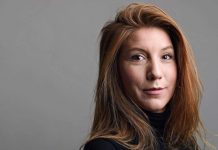 Danish inventor Peter Madsen charged with Kim Wall murder