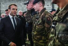Macron vows no new  'Jungle' migrant camp in Calais