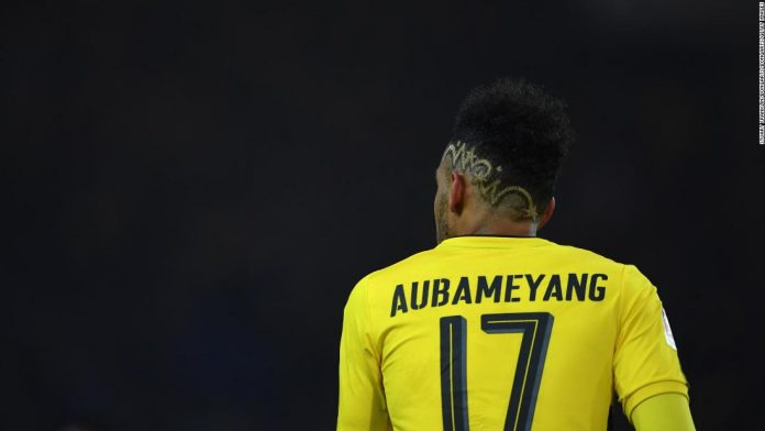 Aubameyang seals $85M transfer to Arsenal