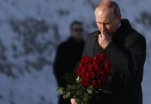 Putin praises Russia's WW2 sacrifices at Stalingrad