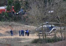 5 dead as French army 'copters collide