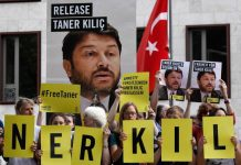 Turkey dashes hope of freeing Amnesty chief