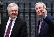 Michel Barnier says 'not a moment to lose' in Brexit talks