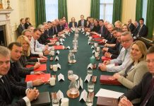 UK ministers gather for key Brexit meeting