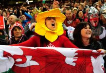 Ticket prices rocket for England-Wales grudge match