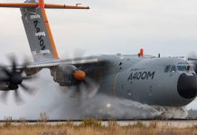 Airbus takes new €1.3bn hit on A400M troop carrier