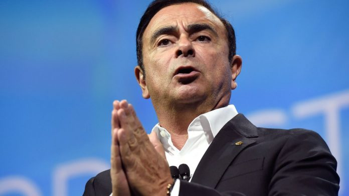 Renault asks Carlos Ghosn to stay on as chief executive