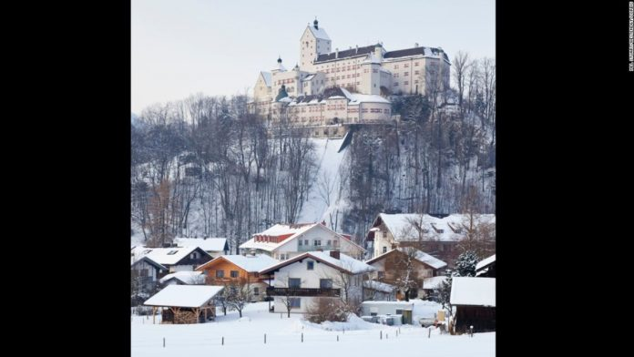Europe's best winter getaways