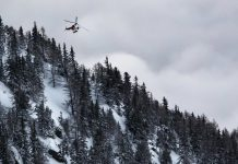 Avalanche in French Alps kills father and daughter