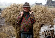 Meet the farmer who found happiness in an ancestral way of life