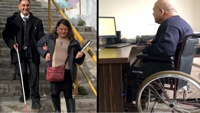 Turkish paper gives voice to disabled