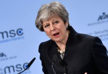 May: 'Ideology' must not impede Brexit security deal