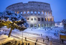Europe hit by 'beast from east' cold snap