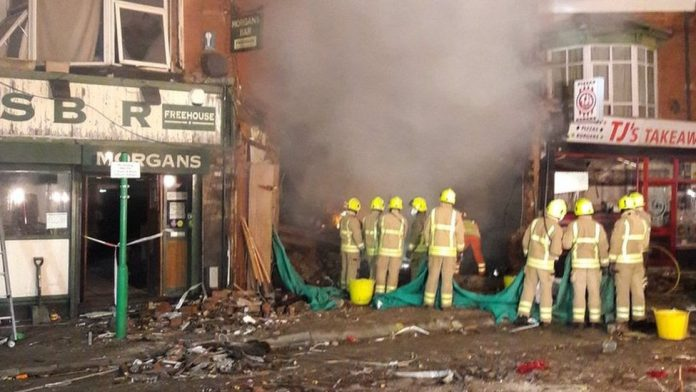 Leicester explosion: Five people confirmed dead