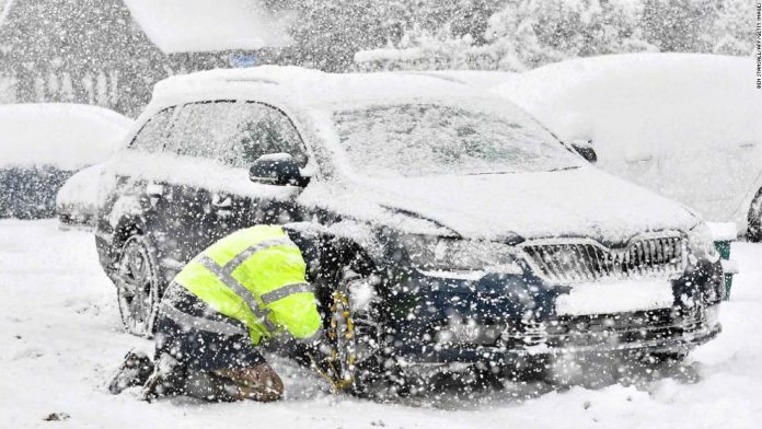 'Beast from East' brings UK snow, chaos